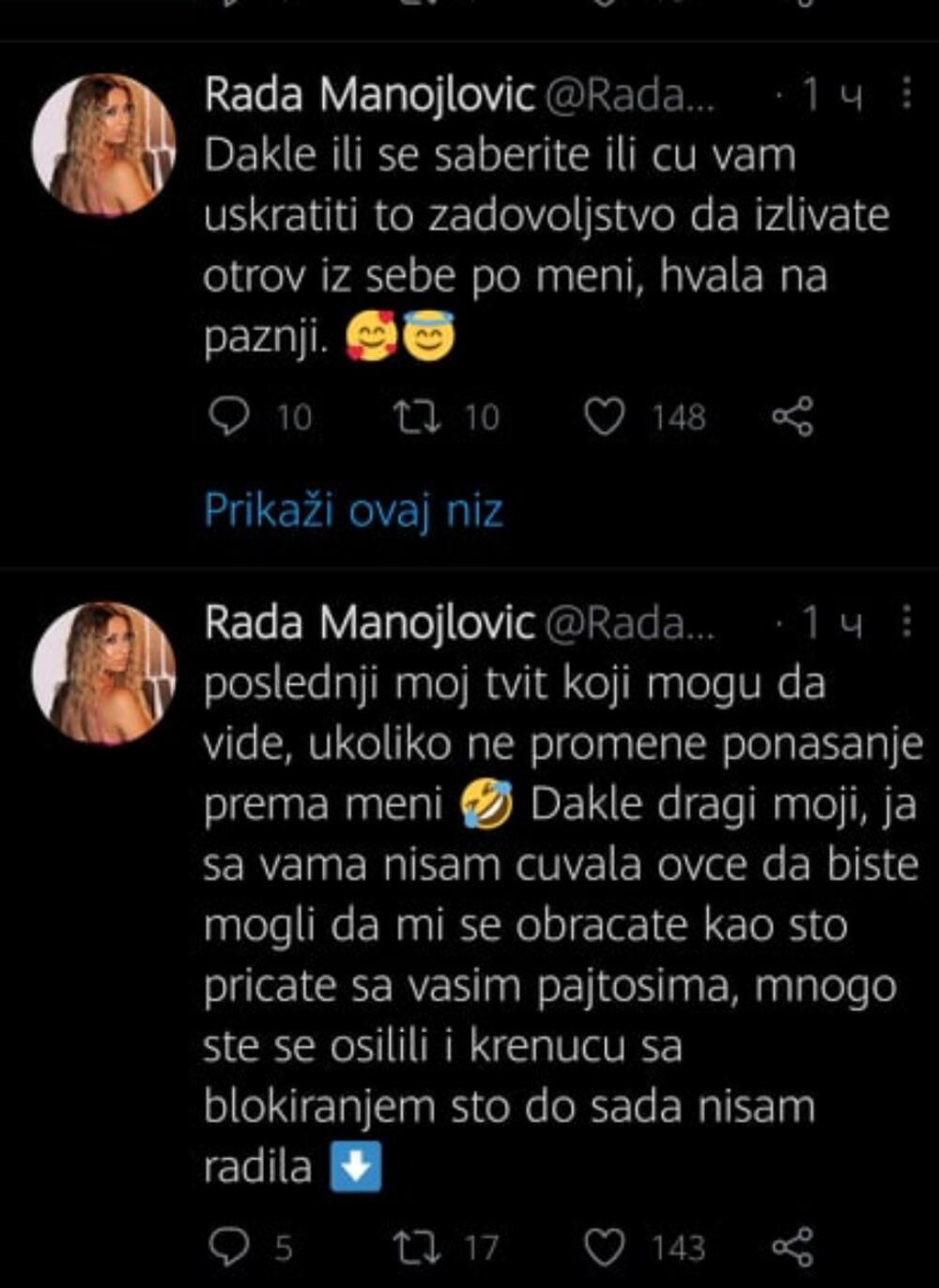 Rada Manojlović