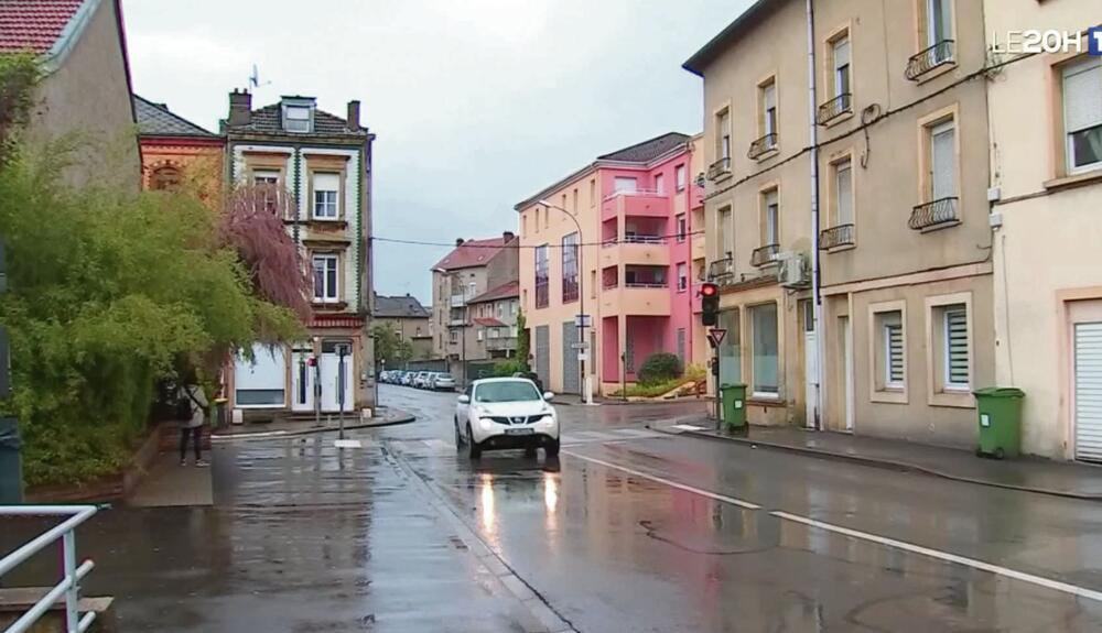 ulica u kojoj je ubijena