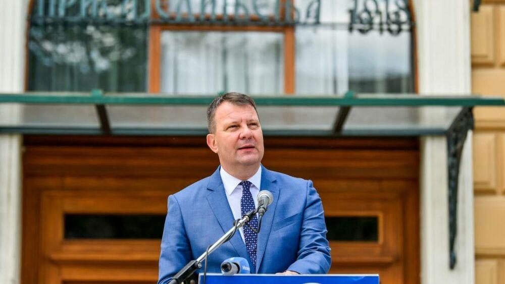 Mirović: Završeni radovi na rekonstrukciji ulice u Rumi u dužini od dva kilometra