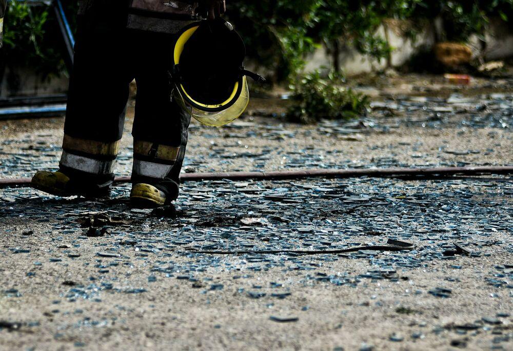 ŽENA STRADALA U POŽARU SVOJOJ KUĆI, SAOBRAĆAJKA U KRUŠEVCU: Crni petak u Rasinskom okrugu, dve nesreće u istom danu