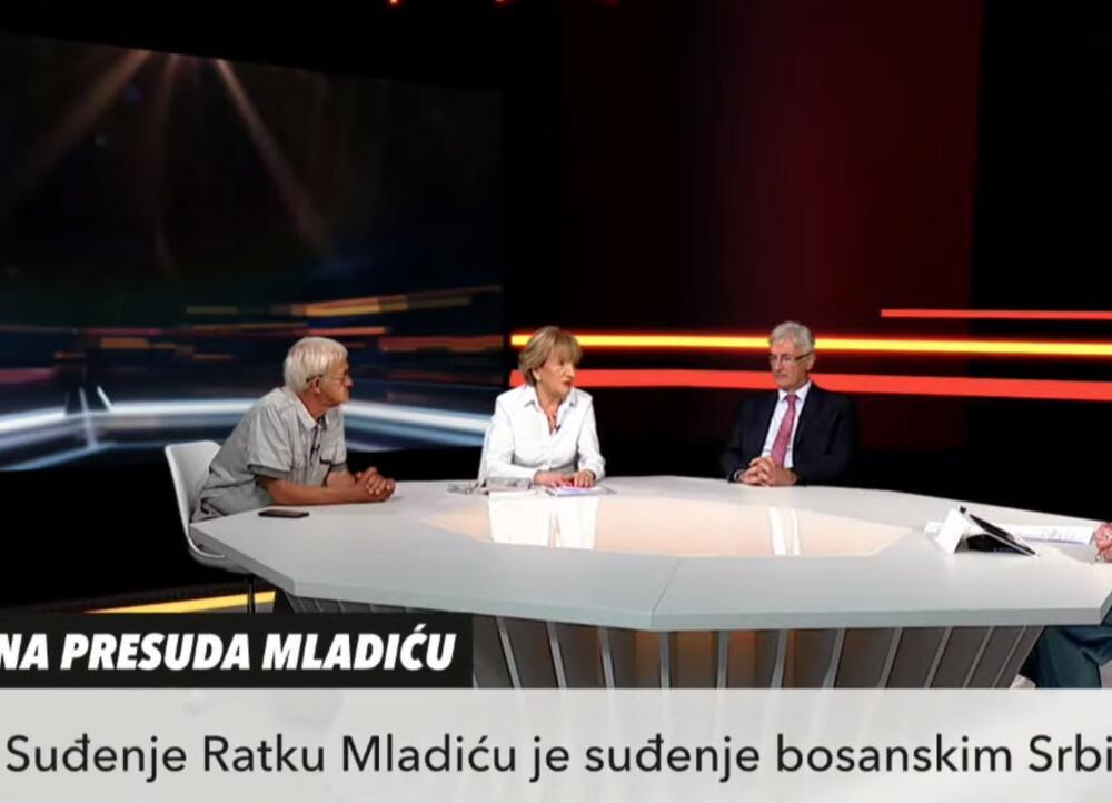 presuda, Ratko Mladić