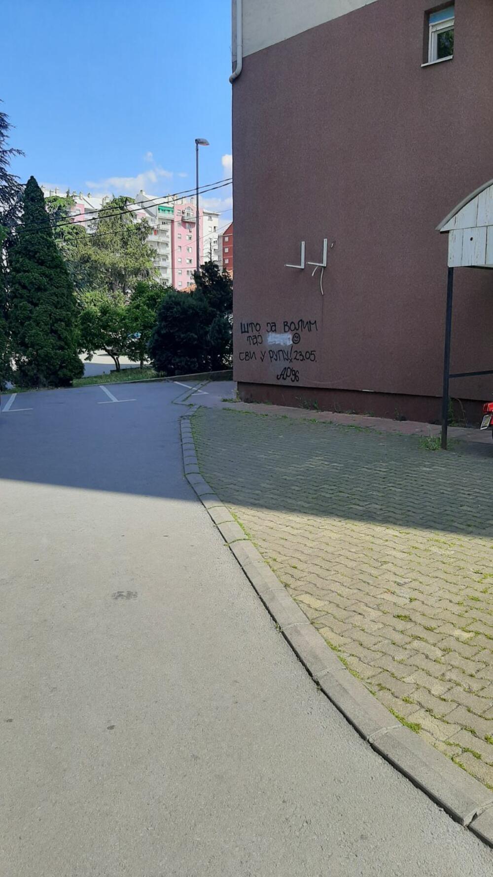 Ovako nešto nigde ne postoji: Zgrada u Juhorskoj 29 pored koje je planirana nova ulica