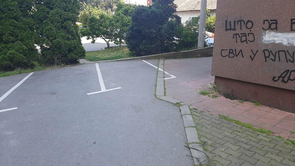 Da li je ovo normalno: Nova ulica treba da se 'očeše' o zgradu u Juhorskoj 29
