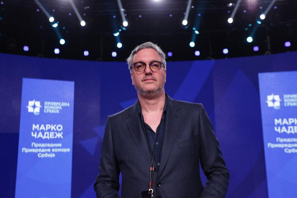 MARKO ČADEŽ: Pokrećemo novu budućnost na Balkanu posle velikog poslovnog foruma u Skoplju