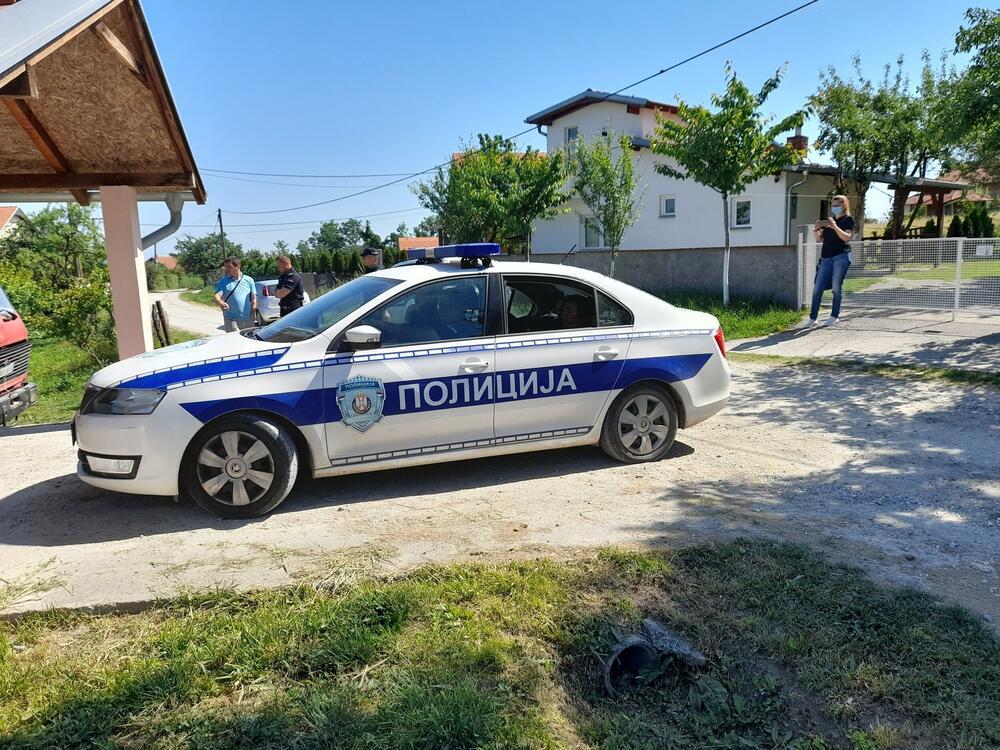Kragujevac, Pokušaj Ubistva, Julijana Rašitović, Ivica Rašitović