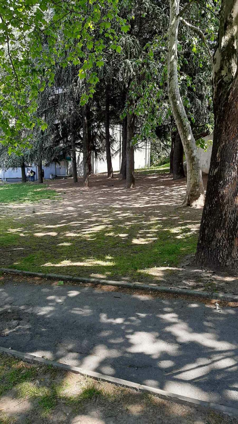 Preti mu uništenje: Park srpsko-grčkog prijateljstva