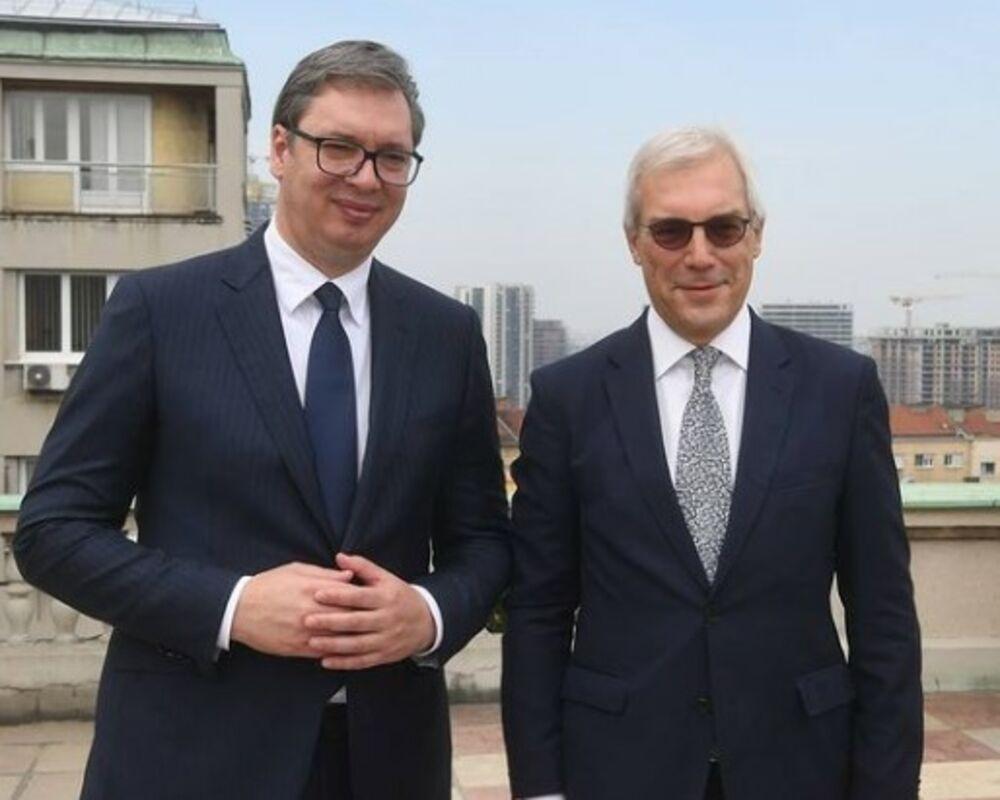 ALEKSANDAR GRUŠKO: Najdublji interes Rusije je mir na Balkanu, Zapad podstiče Prištinu da sabotira mirno rešenje za KiM