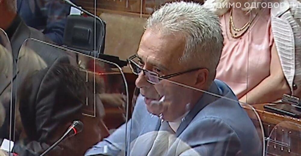 DRECUN U SKUPŠTINI: Odbor daje podršku rukovodstvu u dijalogu sa Prištinom