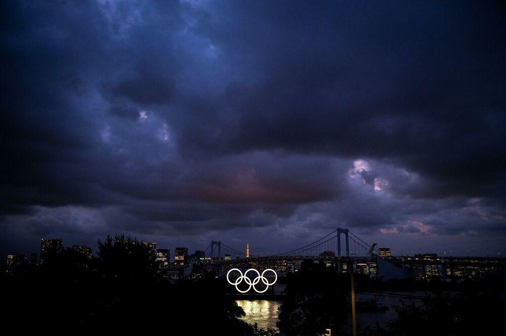Tokio 2020, Tokio 2021, Olimpijske igre, Olimpijski Krugovi