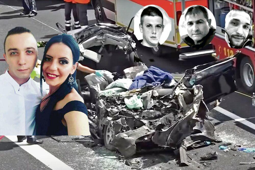 Poginulom mladiću iz Aleksinca pre godinu dana u udesu nastradala sestra