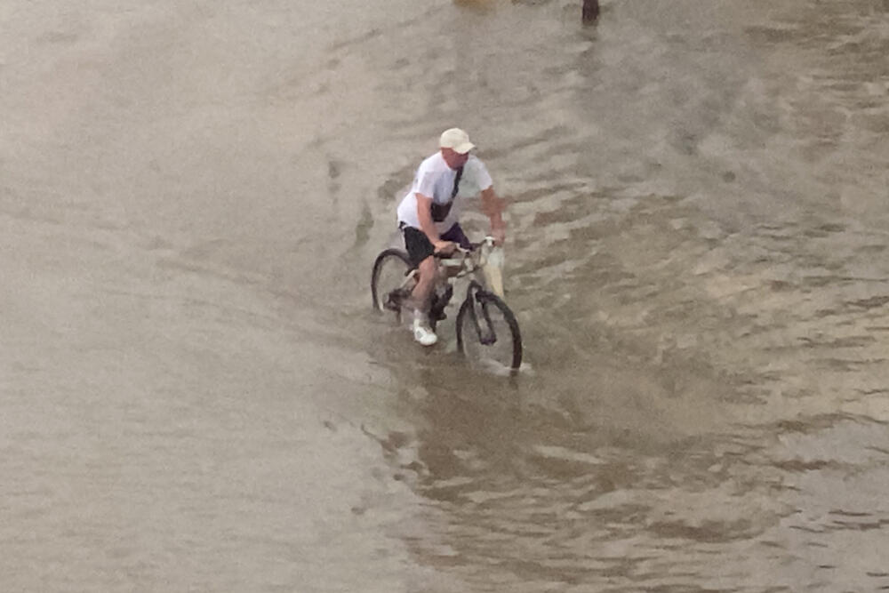Pirot, nevreme, poplave