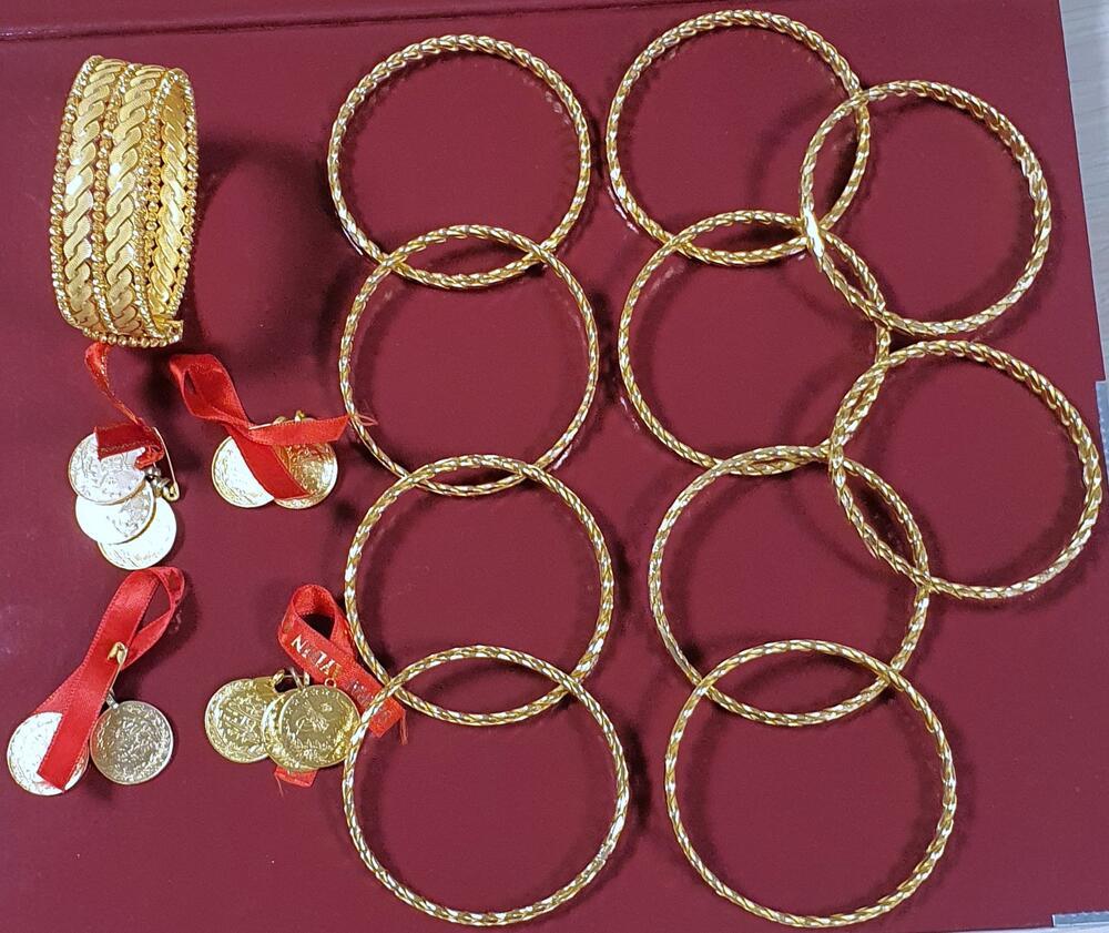 narukvice, zaplena, nakit