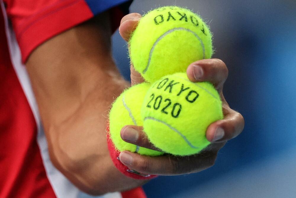 Tokio 2020, tenis, OI 2020