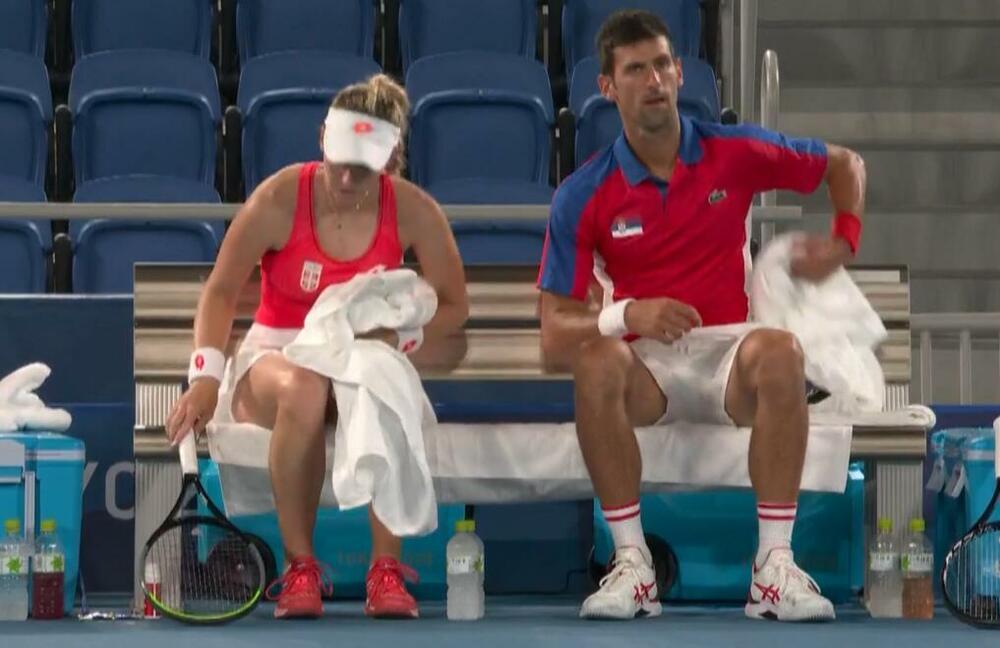 Novak Đoković, Nina Stojanović