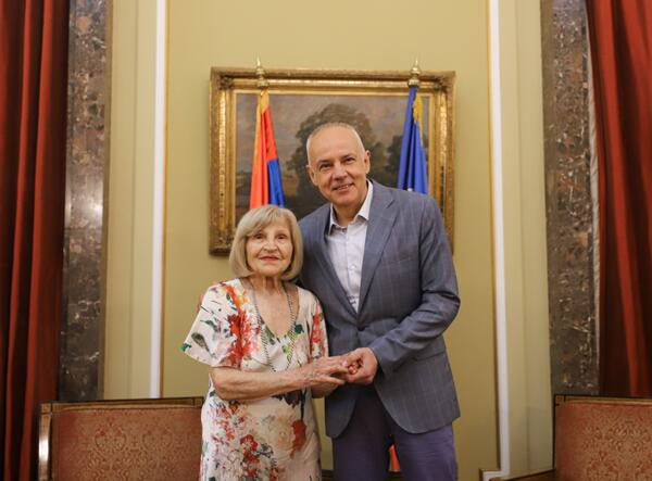 Mira Banjac, Zoran Radojičić