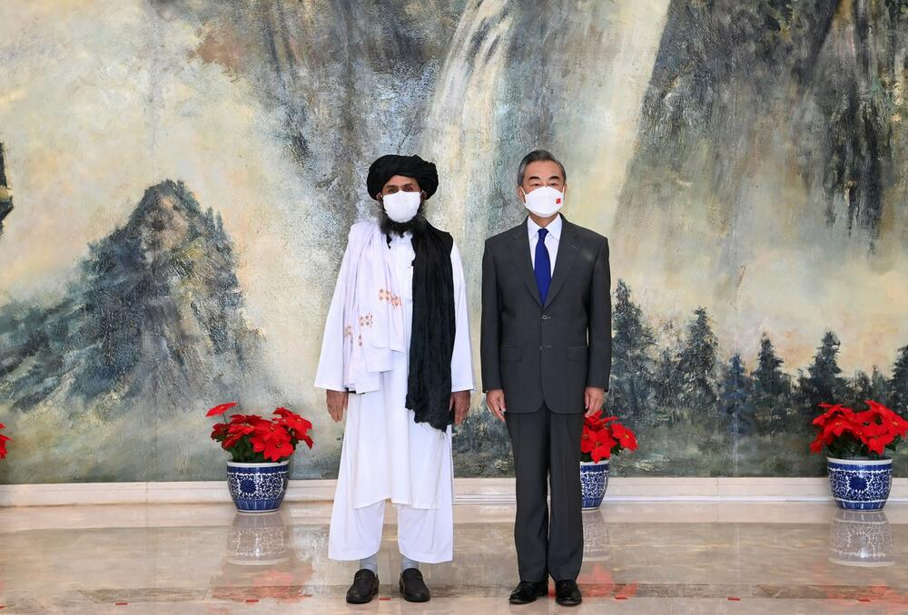 NOVA VELIKA IGRA Peking razgovara sa Talibanima, a Indija podržava vladu u Kabulu! Kako se dve sile preko Avganistana bore za moć