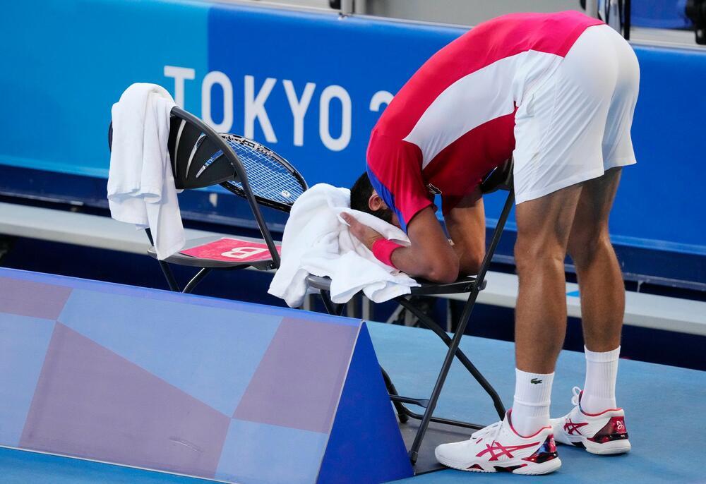 Novak Đoković, Tokio 2020