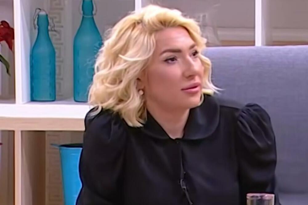 PRETIO MI JE MUŽ JEDNE PEVAČICE! Jovana Jeremić šokirala sve usred emisije: Ona je umislila da je ZVEZDA!