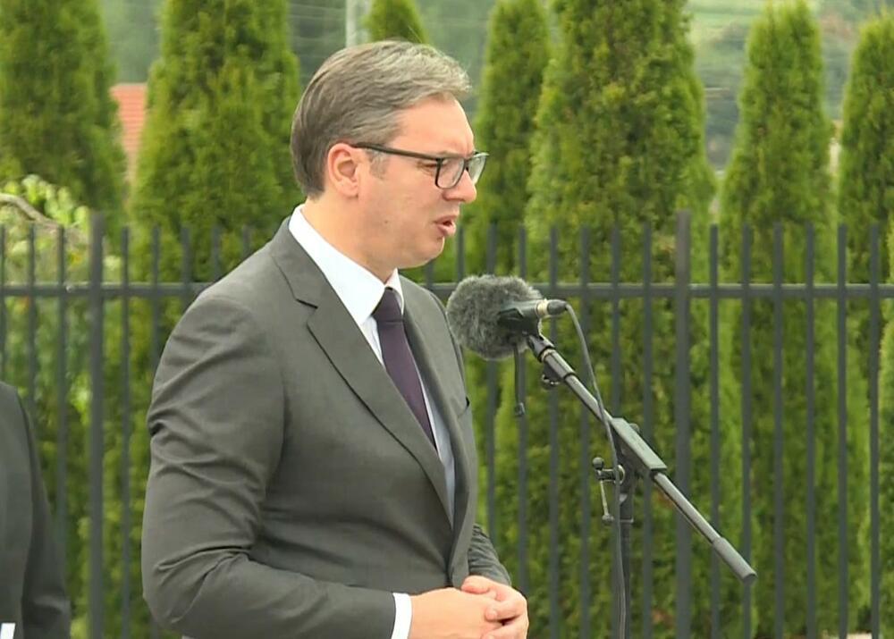 Aleksandar Vučić, Teklas Automotive doo, Vladičin Han