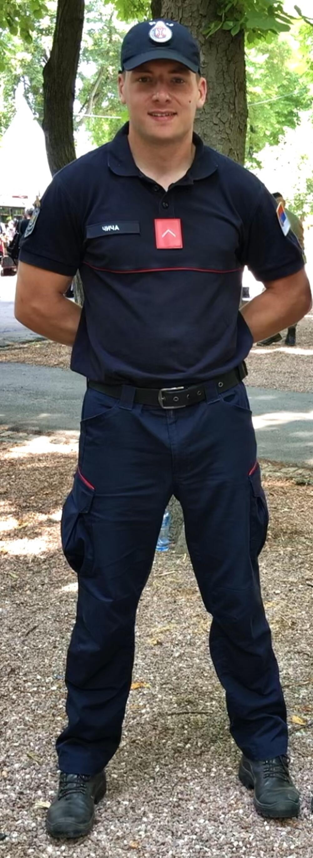 Vatrogasac Stefan Čiča