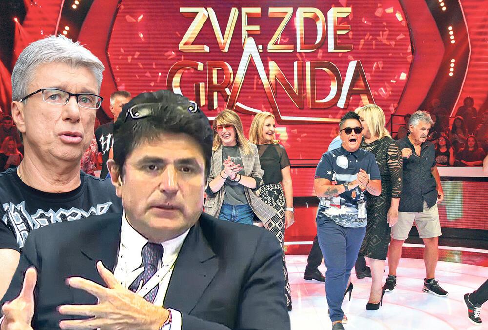 Saša Popović, Dragan Šolak