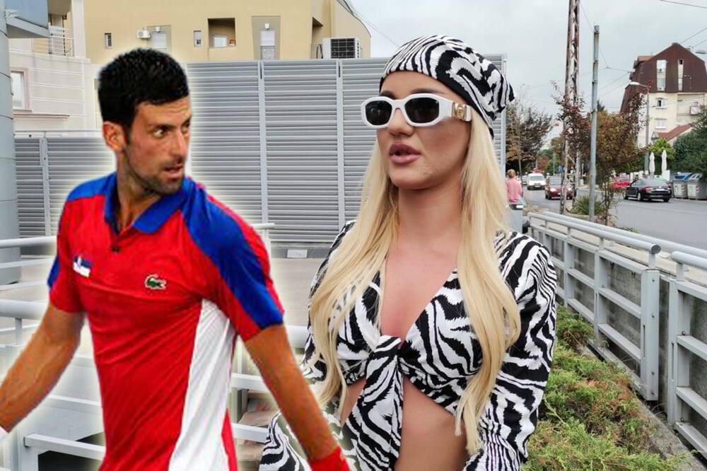 ONA JE PRVA IZBAČENA IZ RIJALITIJA: Obećala je da će otkriti sve o aferi s Novakom Đokovićem, a sad stiže ŠOK vest (FOTO)