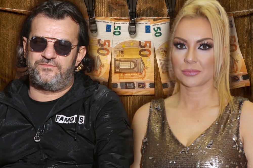 OTKRIVAMO POZADINU SUKOBA: Lukas i Selakova u ratu zbog duga od 21.000 EVRA! Mirković tvrdi da Ivana nije platila duet!