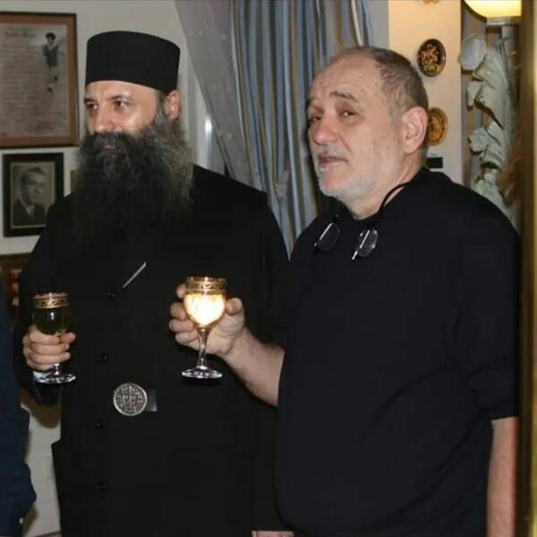 Đorđe Balašević, Patrijarh Porfirije