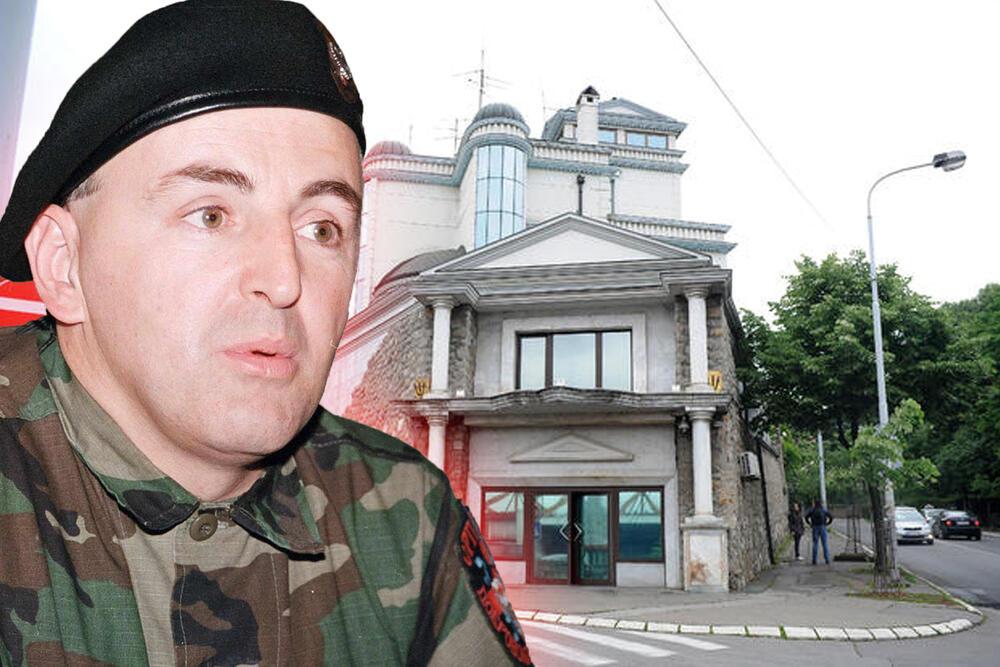 Željko Ražnatović Arkan, Cecina Kuća