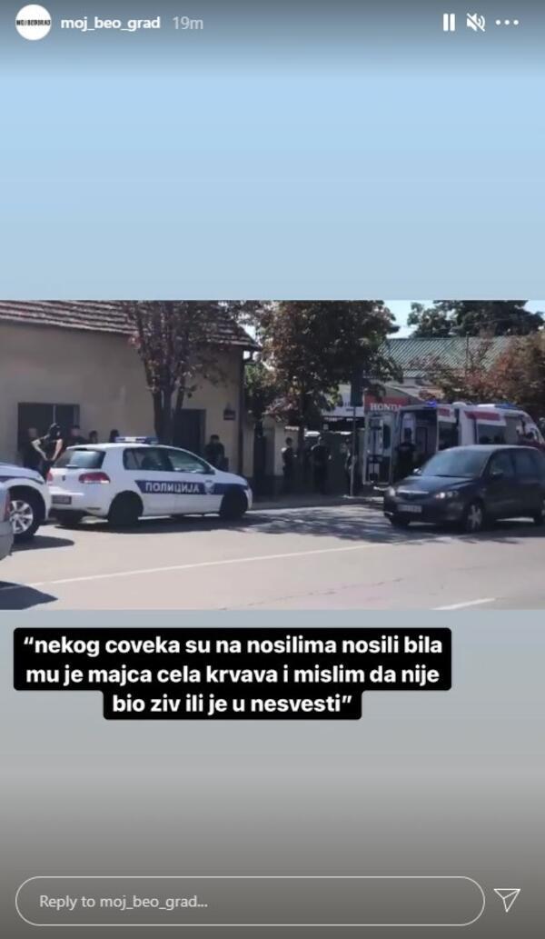 Zemun, pucnjava, Cara Dušana