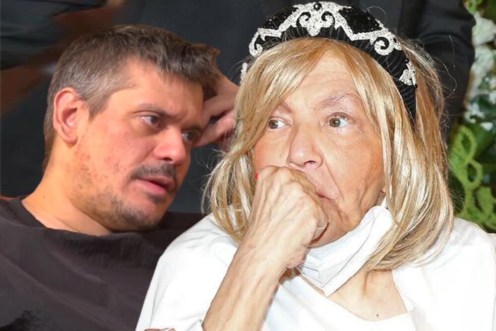 Marina Tucaković, Milan Radulović Laća