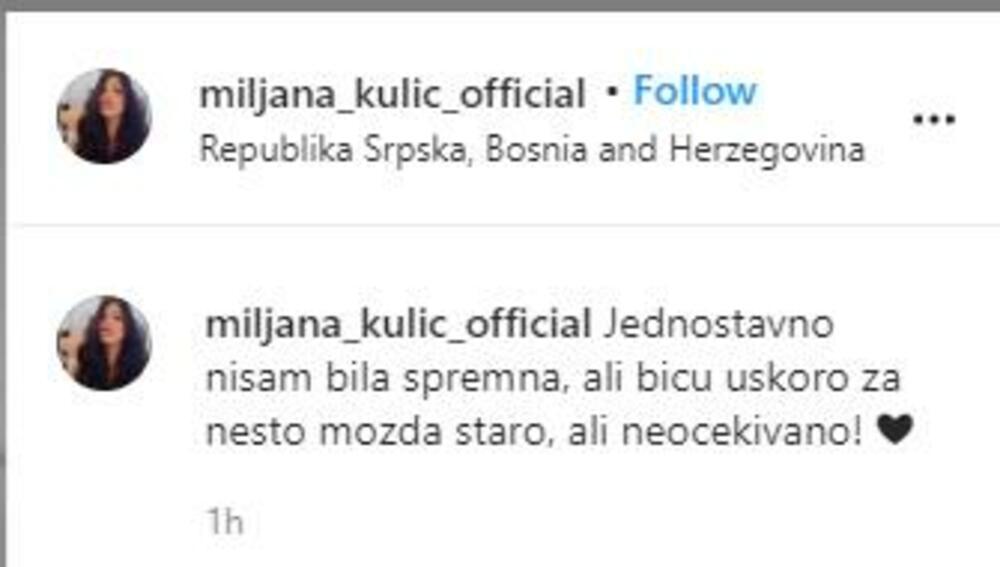 Miljana Kuilić