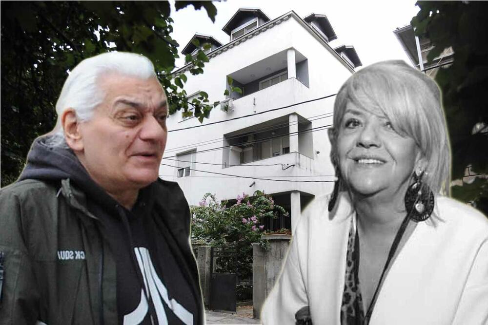 Marina Tucaković, Aleksandar Radulović Futa