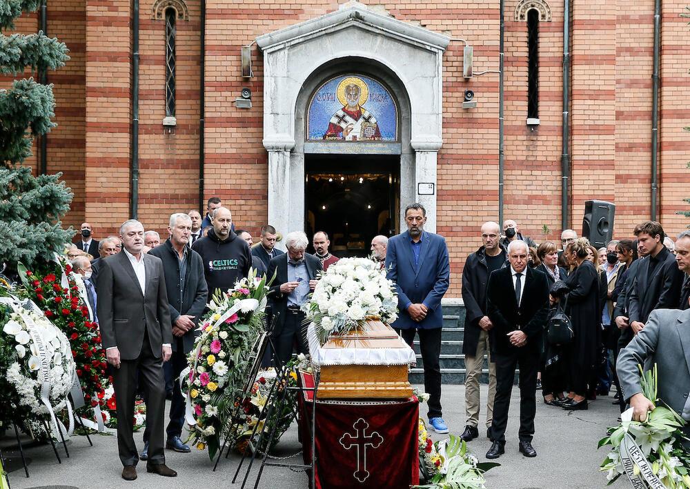 sahrana Dude Ivkovića