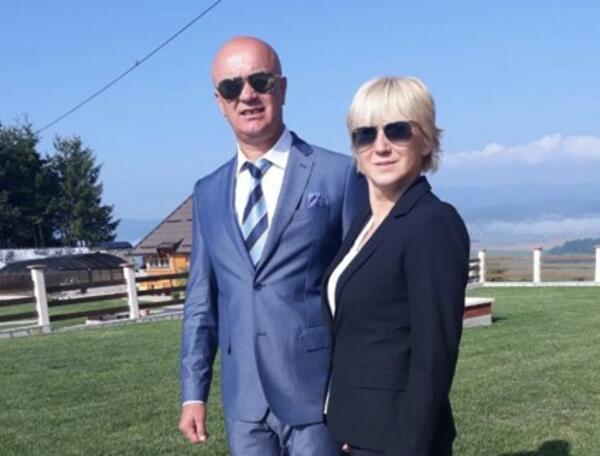 Snežana Pajkić, Milan Jolović