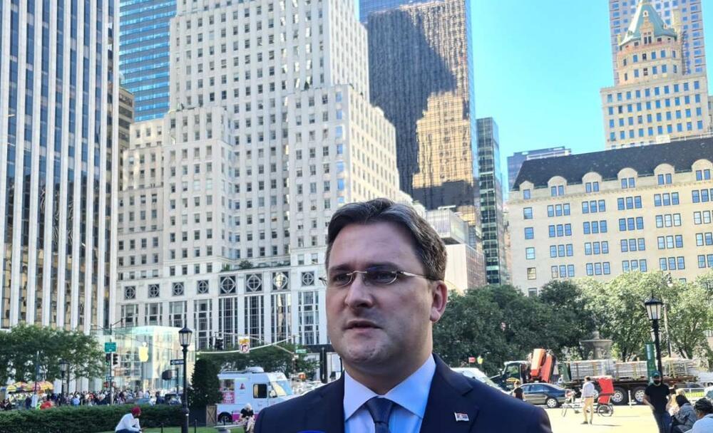 MINISTAR SELAKOVIĆ U NJUJORKU: Sagovornici imaju samo reči hvale za ekonomski napredak Srbije