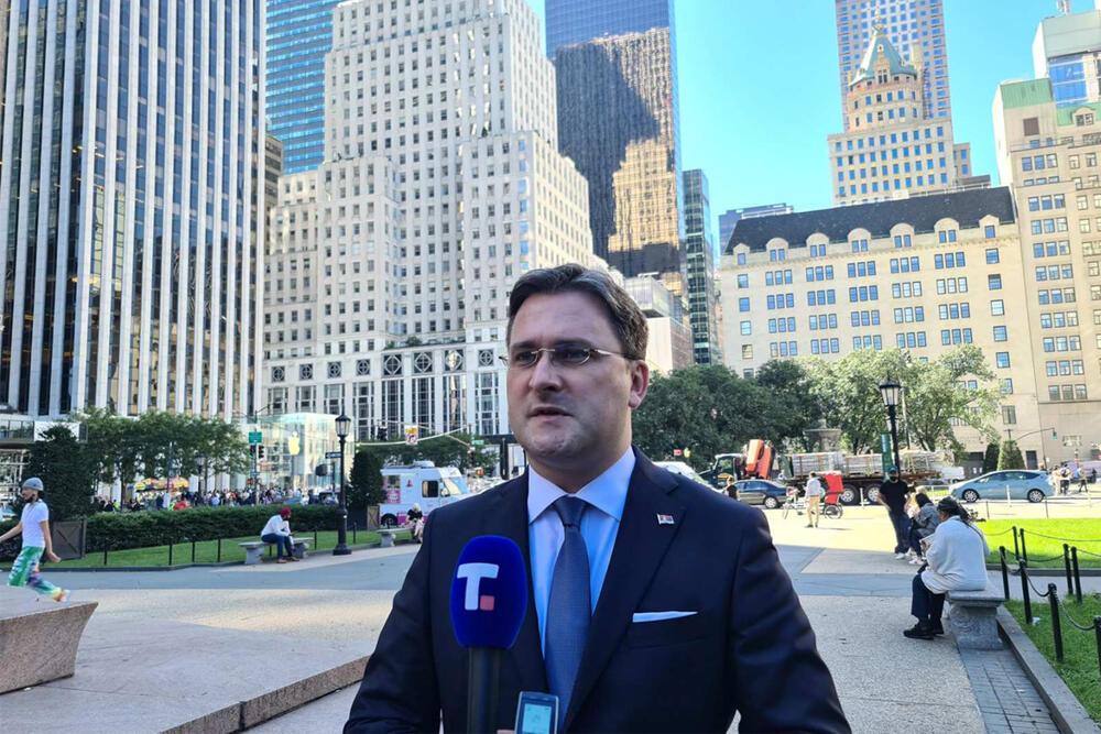 MINISTAR SELAKOVIĆ IMAO 25 SASTANAKA U NJUJORKU: Sve više država želi saradnju sa Srbijom