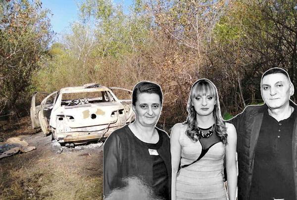 Aleksinac, Đokići, potraga, Automobil, zapaljen automobil, pasat