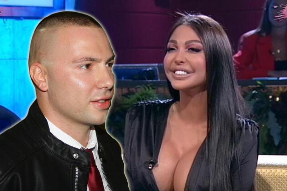 Branislav Radonić Brendon, Maja Marinković