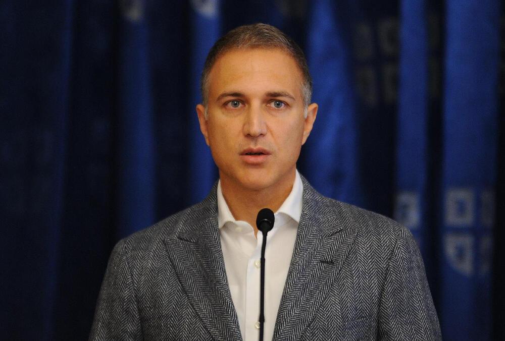 MINISTAR STEFANOVIĆ: Obračun sa detetom predsednika Srbije, bruka i sramota