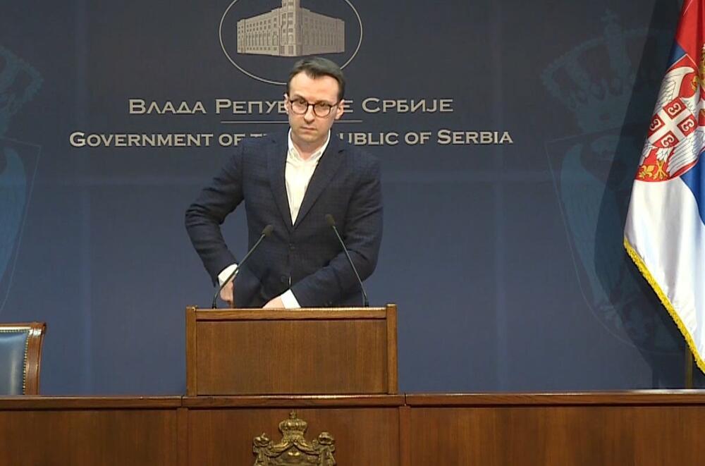 PETKOVIĆ: Beograd će u Briselu tražiti konkretne poteze za formiranje ZSO