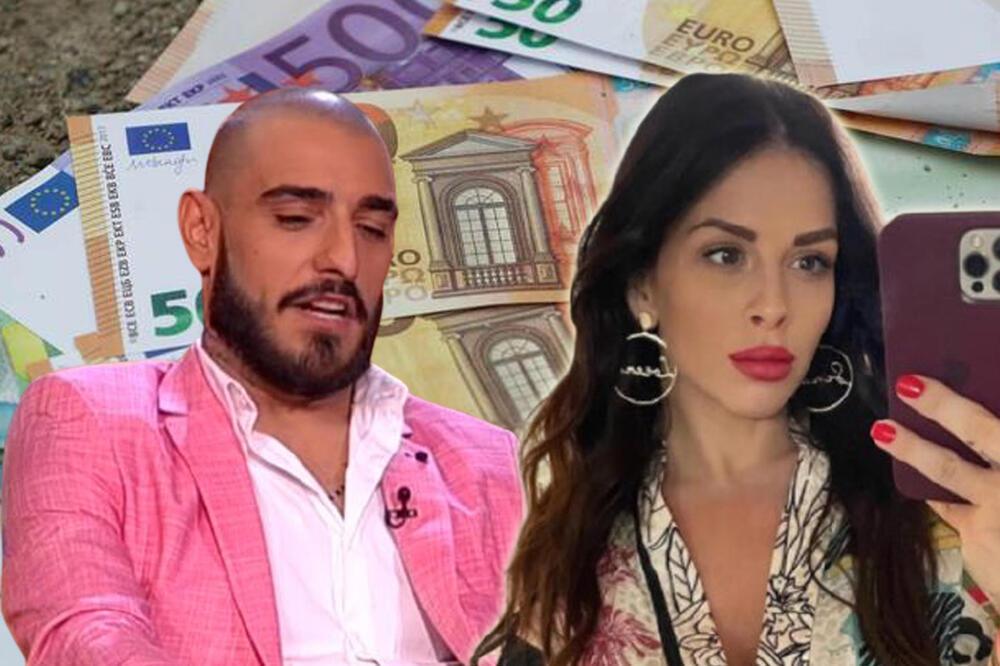 DARKO LAZIĆ DUGUJE BIVŠOJ ŽENI 950.000 DINARA?! Oglasio se ADVOKAT Ane Sević i otkrio ŠOKANTNE DETALJE: Izvršitelj vodi postupak!