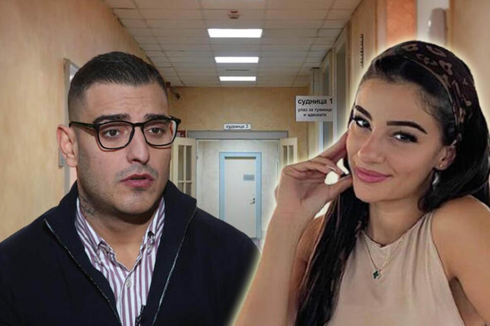 MARINA GAGIĆ STIGLA U SUD, A OD DARKA NI TRAGA NI GLASA: Dok se pevač provodi za sve pare, ona se bori za alimentaciju od 500 €